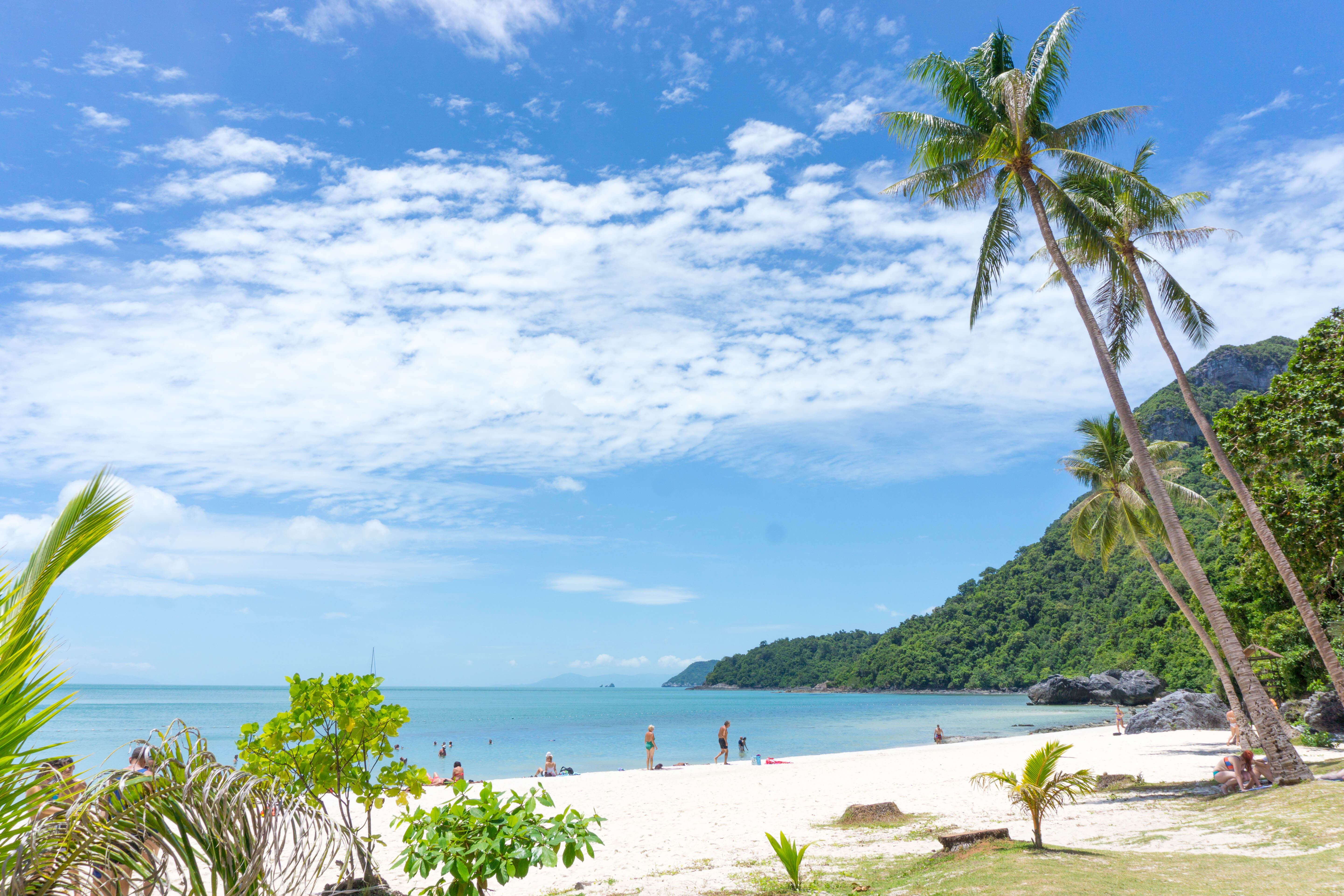 Thailand 2 week itinerary for 1st timers
