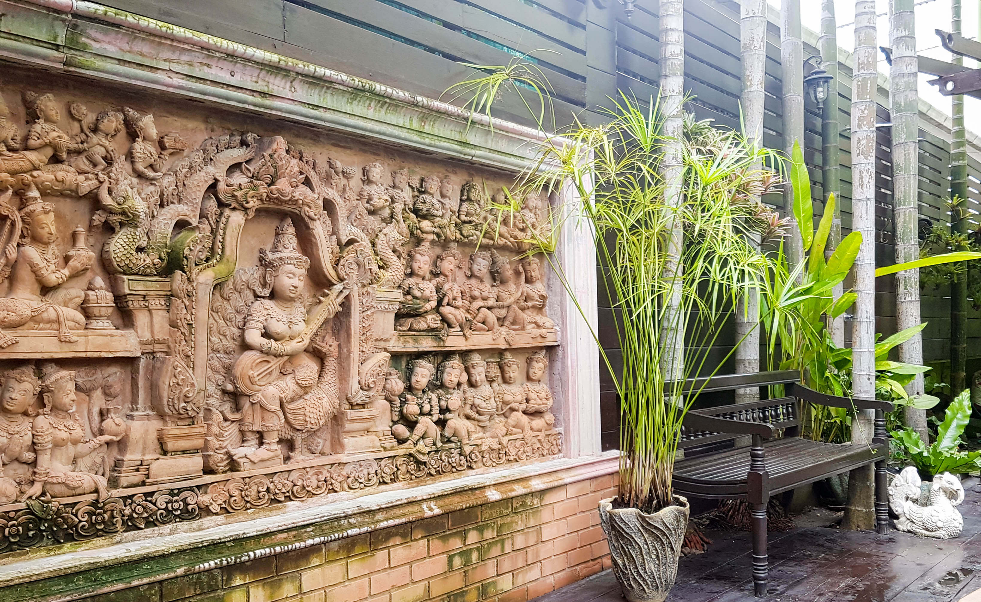 Hotel review: Rich Lanna House, Chiang Mai