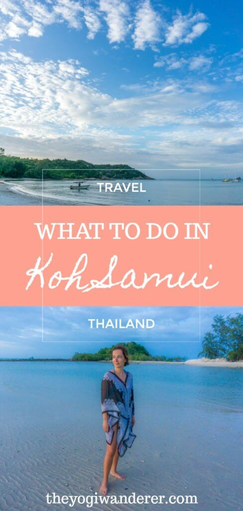 What to do in Koh Samui, plus top travel tips - The Yogi